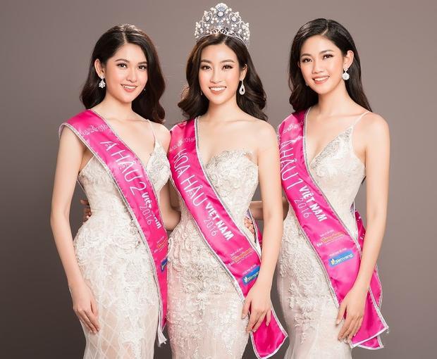 Sau 2 năm đăng quang, cả 3 nàng hậu đều đã trưởng thành và ghi được những dấu ấn cá nhân nhất định.