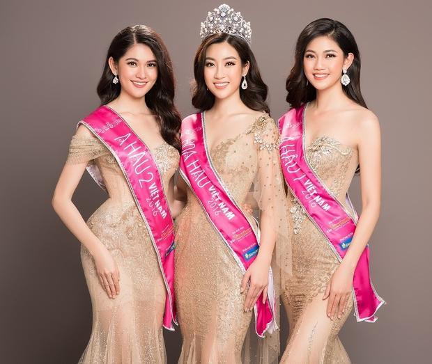 """Có lẽ đã rất lâu rồi, Hoa hậu Việt Nam nói riêng và các cuộc thi nhan sắc tầm vóc quốc gia nói chung mới có """"thế hệ vàng"""" nổi bật và đồng đều cả về sắc vóc, tri thức, nhân cách như Top 3 Hoa hậu Việt Nam 2016."""