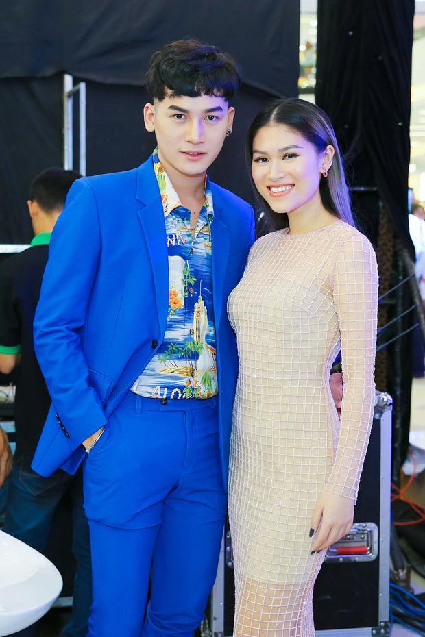 Ngọc Thanh Tâm và Ali Hoàng Dương.