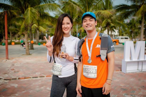 MC Phan Anh cũng có mặt trong chiến dịch từ thiện lần này.