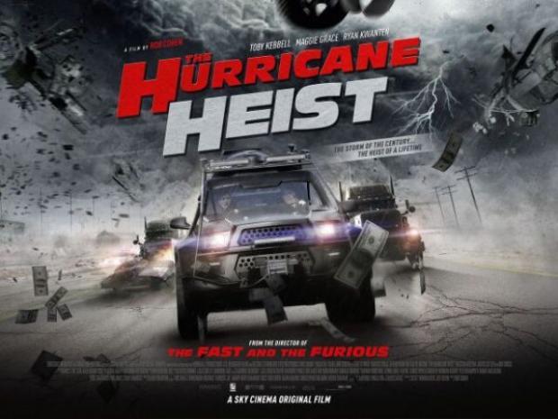 The Hurricane Heist: Ứng cử viên nặng ký cho hạng mục phim dở nhất năm 2018