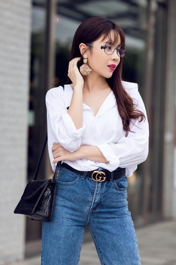 Cô luôn nằm trong danh sách những hotmom của showbiz Việt.