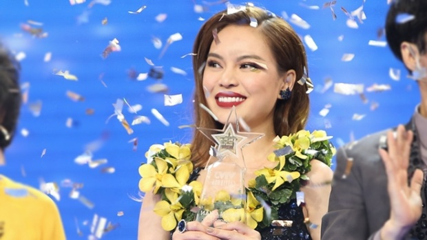 Giang Hồng Ngọc vừa đoạt giải Quán quân chương trình Cặp đôi hoàn hảo - Trữ tình & Bolero vào cuối năm 2017 vừa qua.