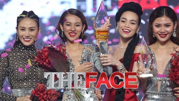 Phí Phương Anh trở thành Quán quân của The Face mùa đầu tiên.