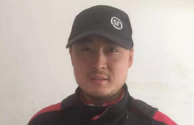 Anh Li Hongchen, 31 tuổi. Ảnh SCMP