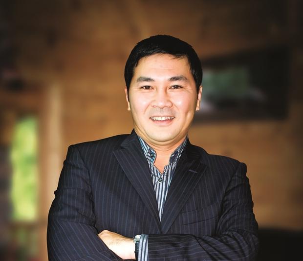 Doanh nhân Nguyễn Hoài Nam.
