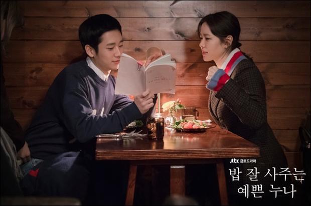 Pretty Noona Who Buys Me Food có gì mà được các mọt phim Hàn yêu thích đến vậy?