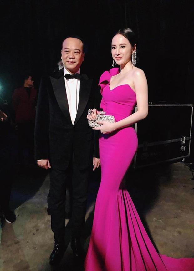 Bobby và Angela Phương Trinh tại Asian TV Awards 2017 diễn ra ở Singapore
