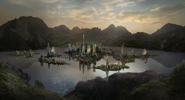 """Wakanda là """"điểm neo"""" mới của vũ trụ Marvel sau Asgard và New York."""