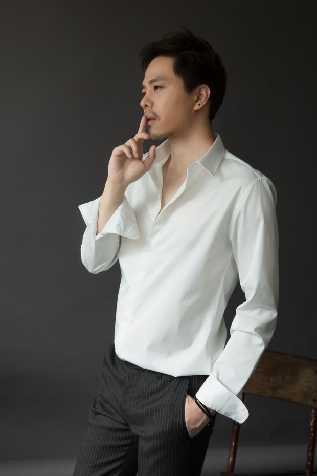 Hình ảnh lịch lãm của Trịnh Thăng Bình thu hút sự quan tâm của khán giả.