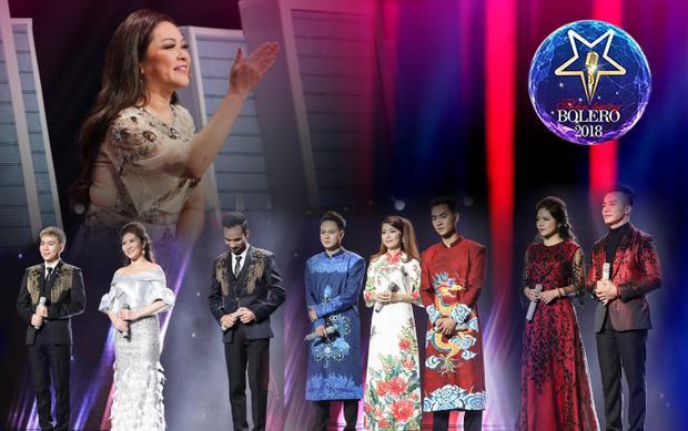 Sở hữu lượng khán giả hâm mộ đông đảo, các thành viên team Như Quỳnh đang chiếm ưu thế ở bẳng bình chọn Chiếc vé may mắn.