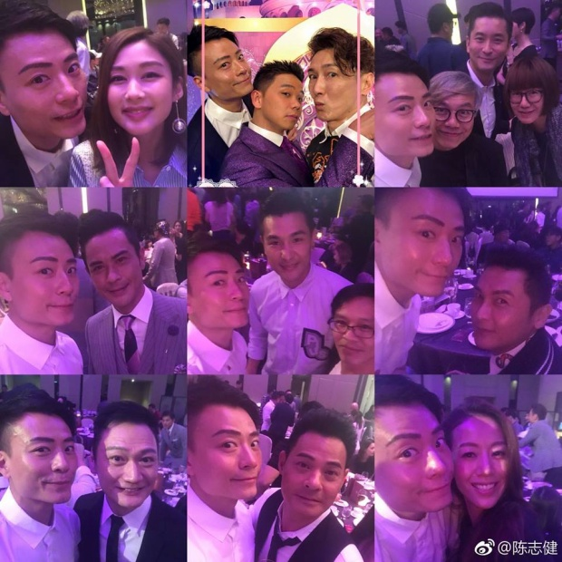 Hơn cả khánh đài hay lễ trao giải, Lâm Tử Thiện cưới vợ mời hết dàn sao TVB tham dự