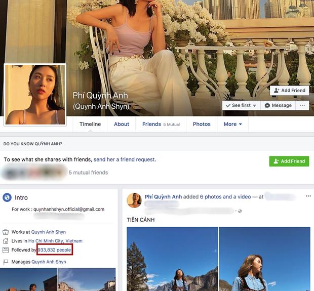 Còn rất trẻ trong cả tuổi đời lẫn tuổi nghề nhưng Quỳnh Anh Shyn lại có số lượng người theo dõi ấn tượng: gần 900 nghìn trên Facebook và…