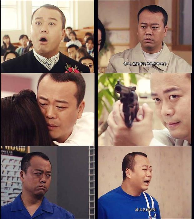 """Cảnh sát Trần Tiểu Sinh có tài thiện xạ, hài hước, ấm áp trong series """"Lực lượng phản ứng"""" cũng là vai diễn tiêu biểu của Bobby"""