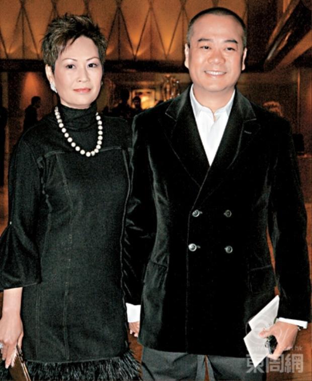 Bobby và vợ - Phó Khiết Nhàn