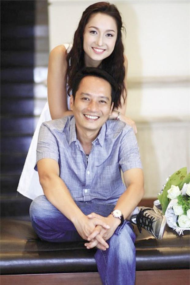 """Dĩ nhiên không thể bỏ qua cô con gái xinh đẹp của nhạc sĩ Anh Quân - Anna Trương. """"Bông hồng lai"""" này cũng nối gót gia đình để hoạt động trong lĩnh vực nghệ thuật."""