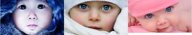 Đôi mắt là một điều kỳ diệu.