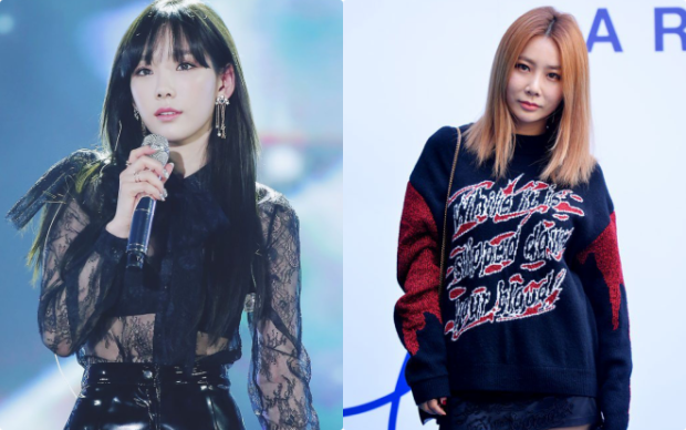 Vị trí cố vấn thanh nhạc đang được các fan đề cử là 2 giọng ca đình đám Taeyeon và JeA.