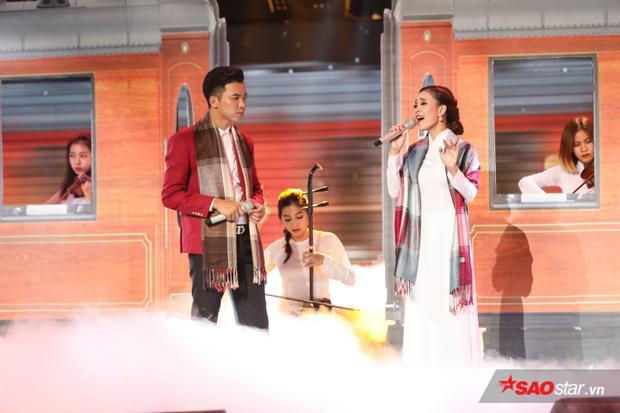 Kết thúc vòng livehshow, Thanh Lan vượt mặt Đức Trường trở thành thí sinh được chọn lựa tiếp tục những phần thử thách ở vòng thi sau.