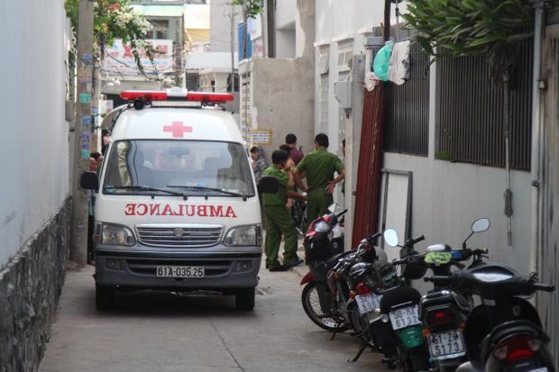 Đến chiều cùng ngày thi thể nạn nhân được đưa về nhà xác phục vụ công tác điều tra.