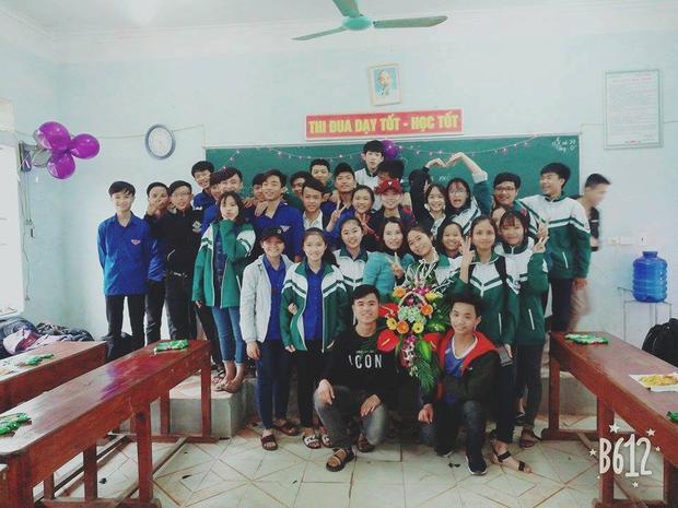 Tập thể 10A1,trường THPT Nghi Lộc 2.