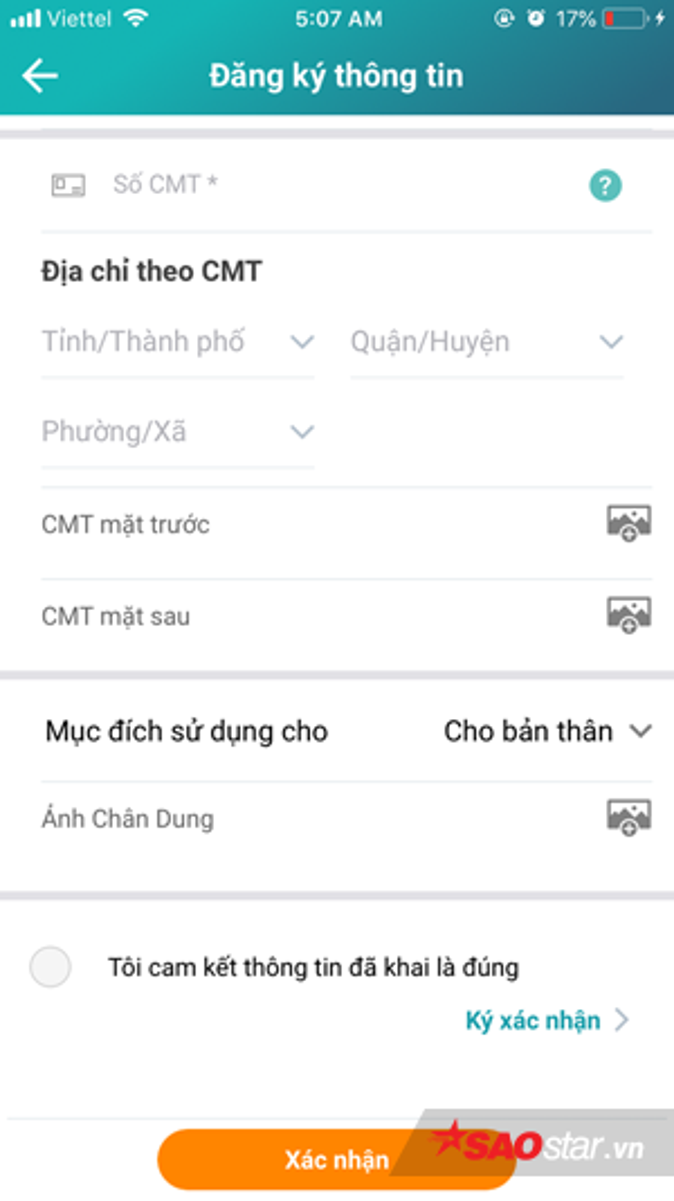 Hướng dẫn cập nhật thông tin cho SIM Viettel tại nhà chỉ mất 5 phút, khỏi lo bị chặn một chiều