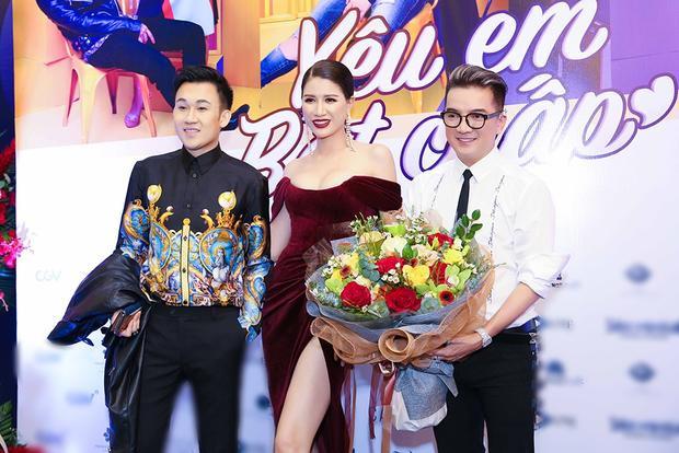 Dương Triệu Vũ - Trang Trần - Mr. Đàm.