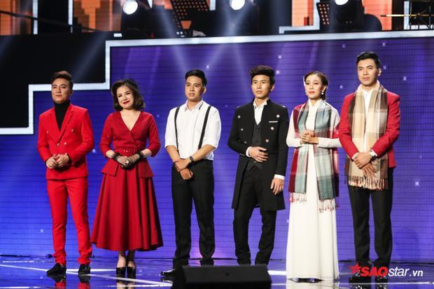 6 thành viên team Quang Lê.