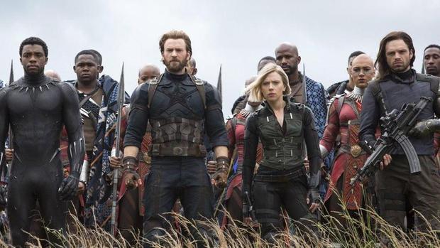 Sau biết bao yêu hận tình thù, Bucky Barnes và Captain America hội ngộ trong chớp nhoáng