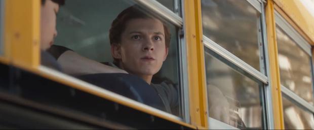Peter Parker phát hiện Q-Ship.