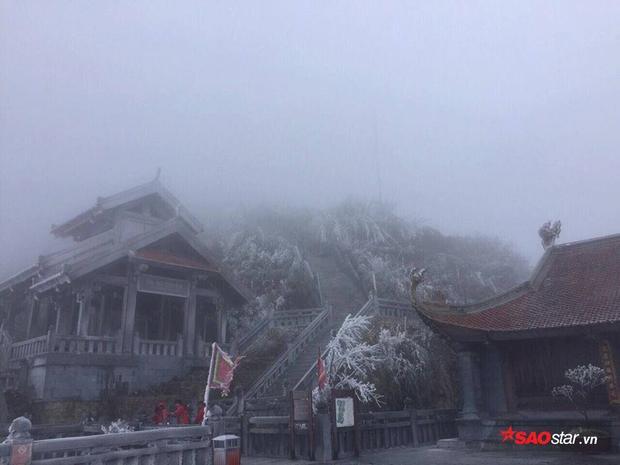Quang cảnh ở khu vực Bích Vân Thiền Tự.