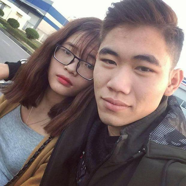 Diễm và bạn trai