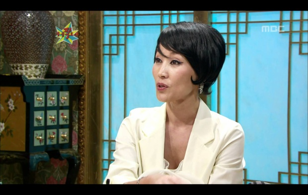 Nữ diễn viên Lee Hye Young.