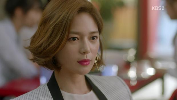 Cô nàng Yum Hye Ran.