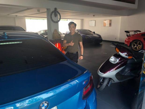 Điểm danh 4 xế hộp siêu sang đang có trong garage của Cường đô-la