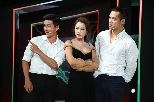 Sự xuất hiện của diễn viên Sam gây chú ý đặc biệt với khán giả bên cạnh Nam Hee và Trương Thế Vinh.