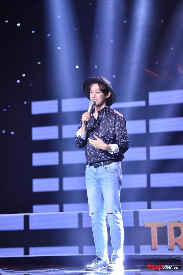 Thí sinh Hàn Quốc  Jis Song Joo Young bất ngờ dừng bước trước vòng Trại sáng tác Sing My Song 2018
