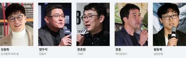 Giải thưởng Baeksang 2018: Đài MBC và SBS không có đề cử cho phim truyền hình xuất sắc