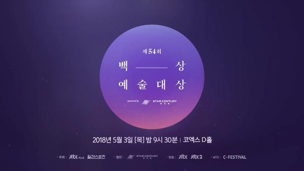"""""""Baeksang Art Award"""" là một trong hai giải thưởng uy tín nhất của Hàn Quốc trong lĩnh vực truyền hình và điện ảnh, bên cạnh """"Blue Dragon Award""""."""