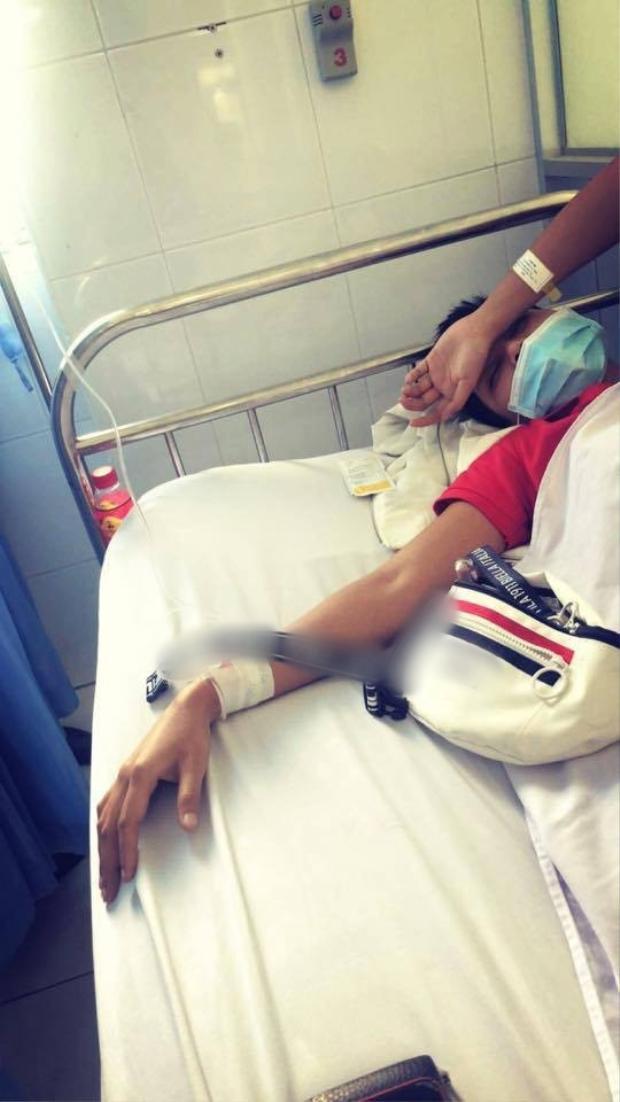 H'Hen Niê nhập viện vào sáng 2/4 vì ngộ độc thực phẩm.