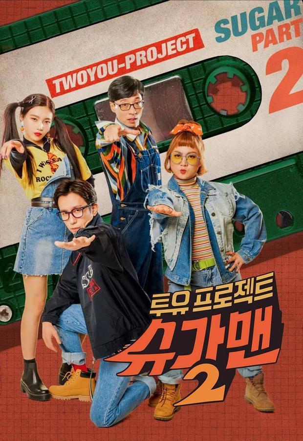 Ngoài bộ đôi thánh Yoo thì mùa 2 của chương trình có thêm 2 Mc mới là Park Na Rae và Joy (Red Velvet).