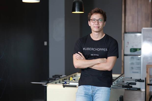 Cựu CEO của Uber Việt Nam - anhĐặng Việt Dũng