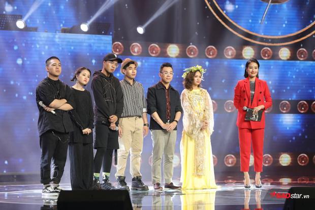 Lộn Xộn Band và Khánh Ly là hai gương mặt lọt vào vòng thi kế tiếp của đội HLV Lê Minh Sơn.