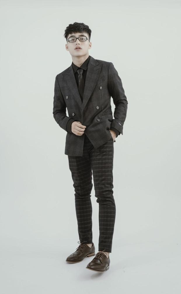 Trông có ra dáng lịch lãm như trai Hàn không?