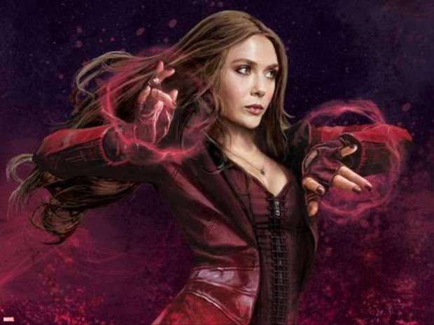 Scarlet Witch khả năng lớn sẽ không ra đi trong Infinity War, thế nhưng những dự án có mặt cô cũng không được đề cập đến nhiều.