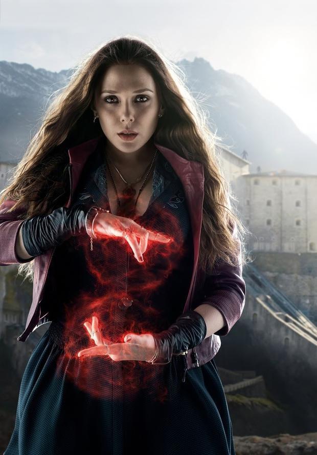 Chưa có một thông báo nào về dự án phim riêng choScarlet Witch của Elizabeth Olsen