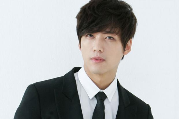 Diễn viên hài hước Nam Goong Min.