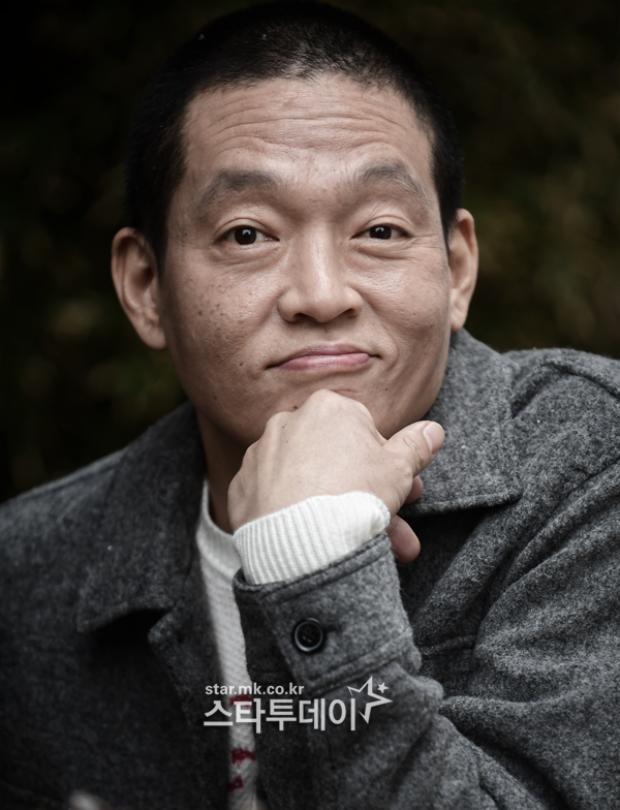 Diễn viên Park Ji Hwan.