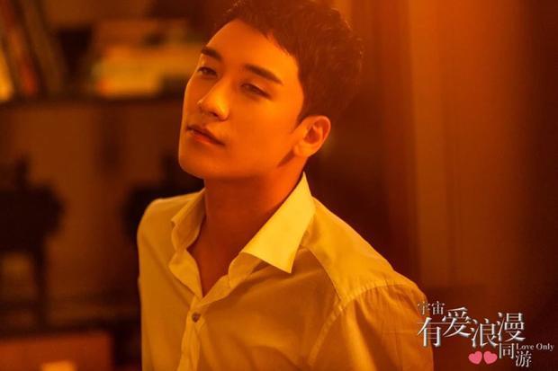 Seungri lần đầu thủ vai chính trong phim điện ảnh chủ đề tình cảm lãng mạn.