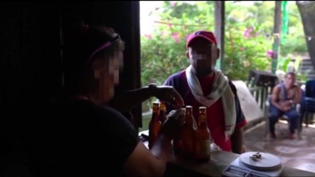 Cocaine tồn tại như một phần trong cuộc sống của người dân nơi đây. Ảnh: Reuters